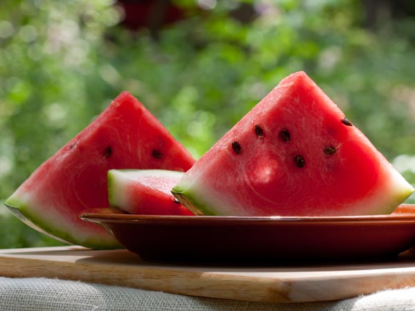 Watermelon For Strong & Shiny Hair