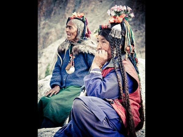 Suku Arya di Ladakh, India