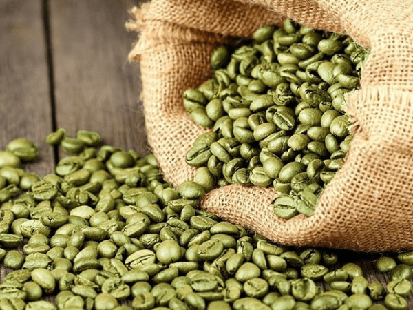 what is green coffee beans