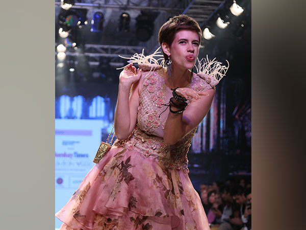 Kalki Koechlin Celebrates Freedom And Flower Power With Her Quirky Attire