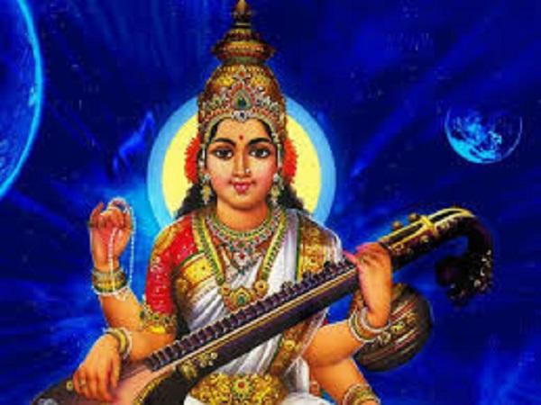 saraswati puja navratri date procedure benefits boldskycom