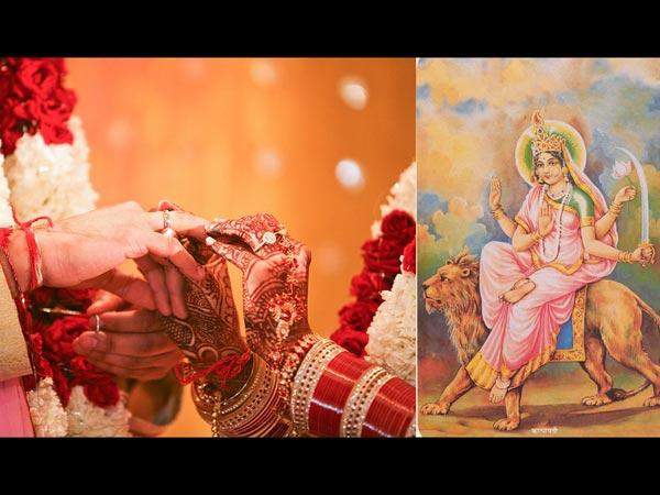 Worship Goddess Katyayani For Marriage-related Problems