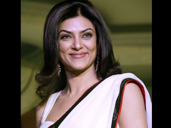 Happy Birthday Sushmita Sen