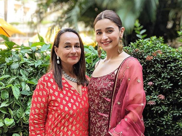 Alia Bhatt's Tilla-work Ensemble Is Ideal For Sangeet Ceremony