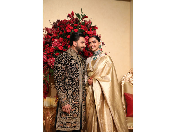 Ranveer Singh Wedding Look