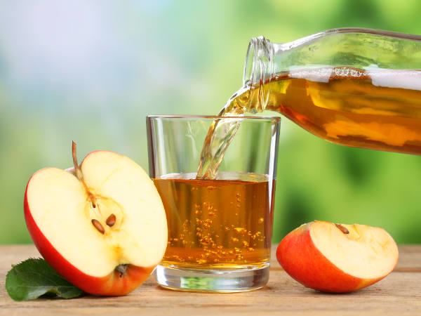 DIY Apple And Honey Cleanser For Oily Skin
