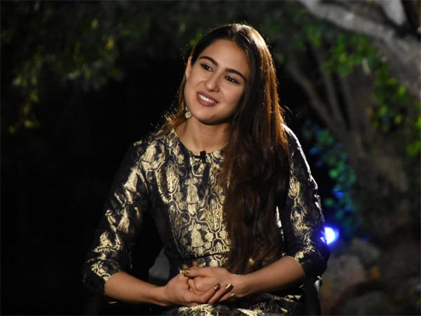 Sara Ali Khan Koffee With Karan