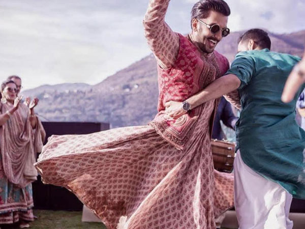 Deepika & Ranveer Have Put Us In A Dreamy Zone With Their Mehendi Ceremony Outfits