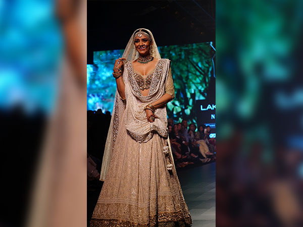 Sushmita Sen Showstopper