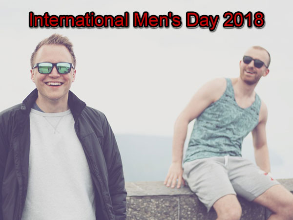 Everything About International Men's Day 2018