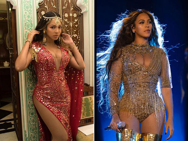 WOW! Beyoncé Wore These Two Stunning Attires For Isha Ambani's Pre-wedding Bash