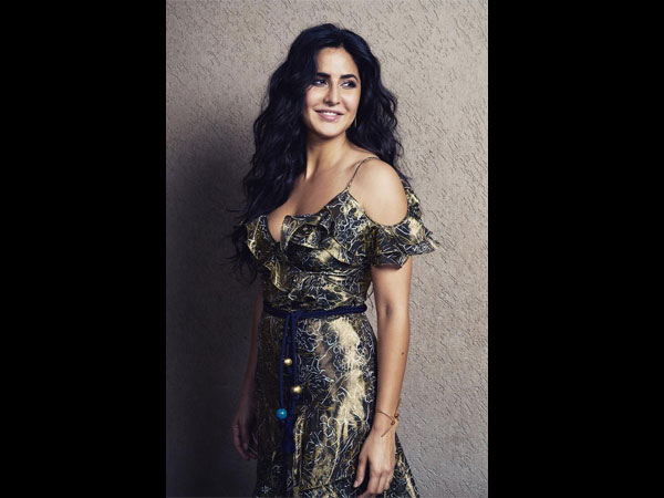 Woah! Katrina Kaif's Latest Dress Is Detailed With Mystical Prints