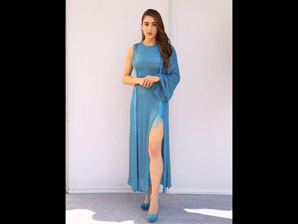 Sara Ali Khan Has Inspired Us To Keep It Casual-glam For The Next Party