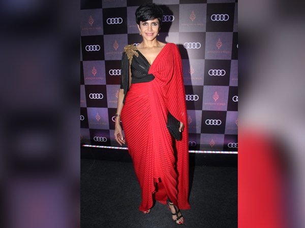 Mandira Bedi Fashion