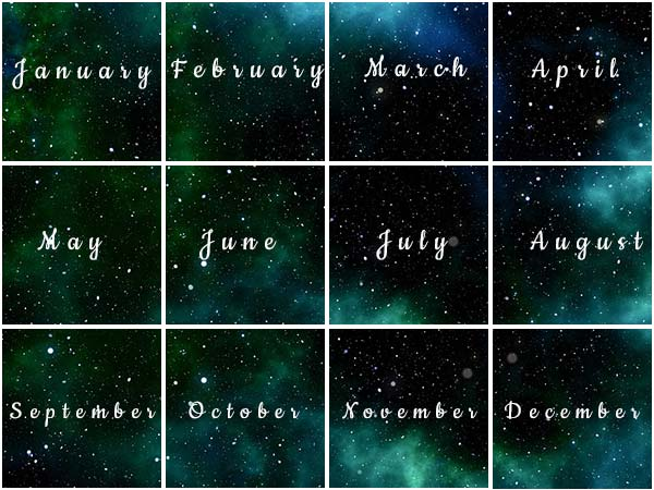 2019 Fortune Predictions Defined Based On Your Birth Month