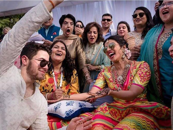 Priyanka Chopra wedding guests