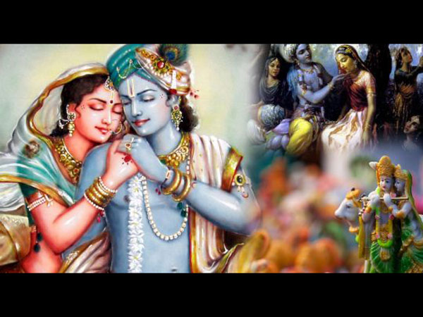 Lord Krishna Fulfilled Radhas Last Desire