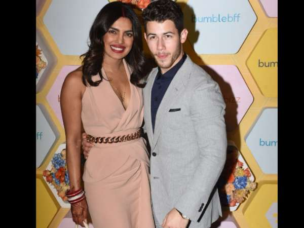 Priyanka Chopra's Overlapping Dress Is On Our Office-party Wish List