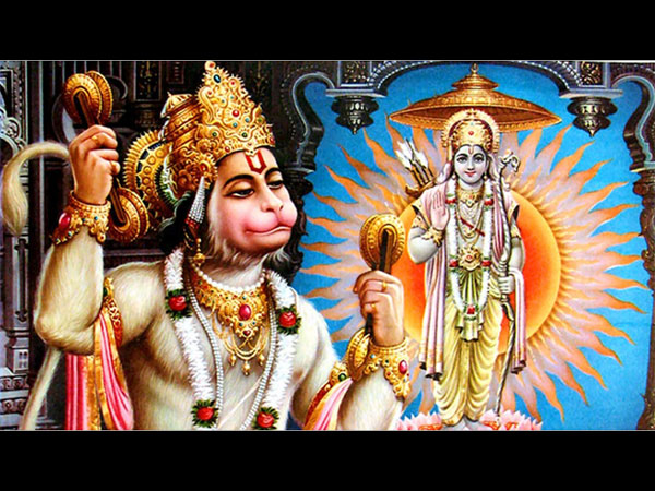 When Lord Rama Attempted To Kill Lord Hanuman