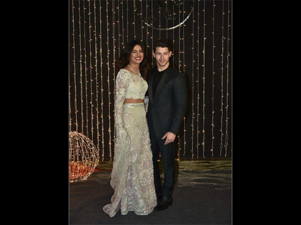 Priyanka Chopra Bollywood Reception