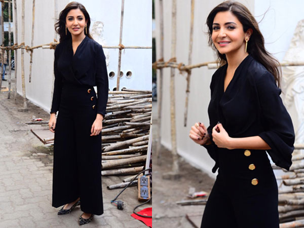 Anushka Sharma's Attire Is A Proof That She Has Perfected The Art Of Keeping It Chic And Casual
