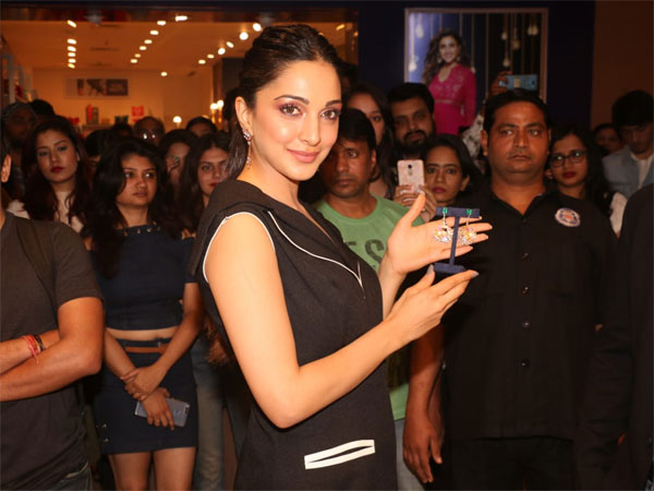 Kiara Advani Keeps It Stylishly Comfortable At A Launch Event