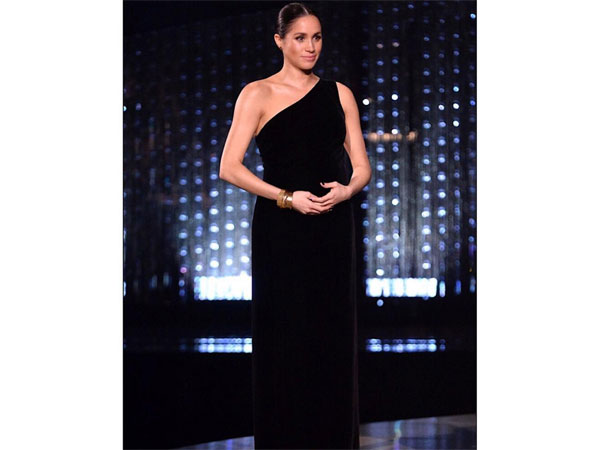 Meghan Markle's Gown For BFC 2018 Was Humble And Timeless