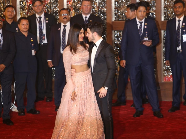 Formal And Festive, Priyanka And Nick's Fashion Statements Were Strong As Ever