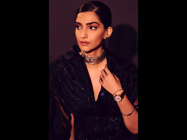 Wow! Sonam Kapoor Ahuja's Look For IWC Schaffhausen Event Is Absolutely Impeccable