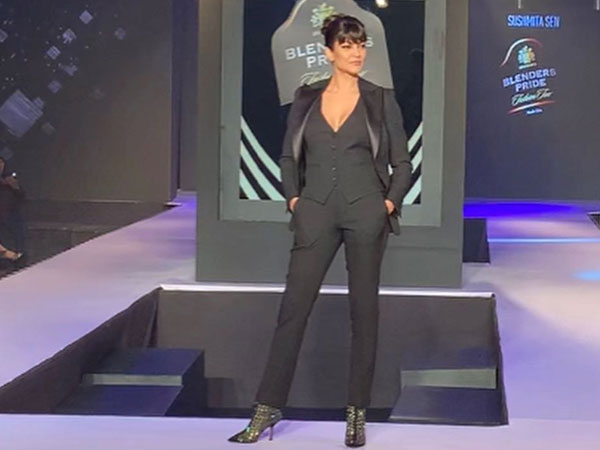 Sushmita Sen Exudes Rare Power And Elegance With Her Showstopper Outfit
