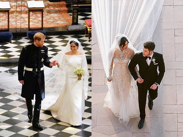 Celebrities Weddings 2018