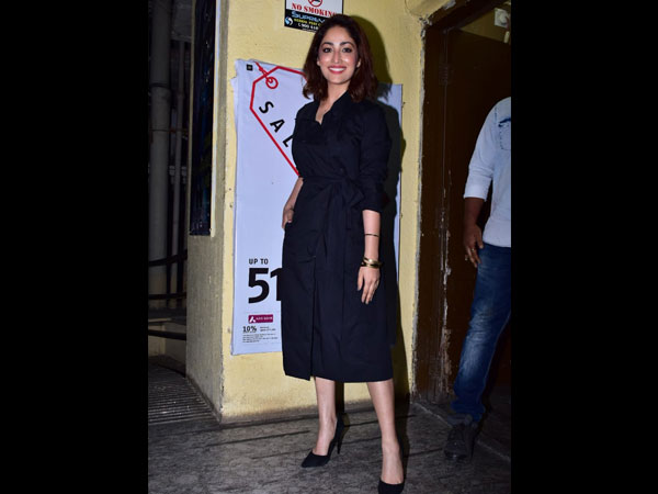 Yami Gautam Makes A Strong Case For Formal Military Style With This Stunning Number