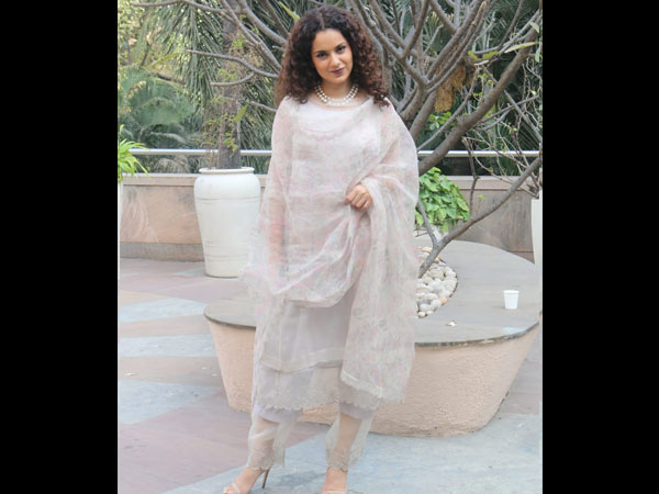 When Bohemian-meets-vintage, Kangana Ranaut's Ethnic Look Is About Eternal Romance