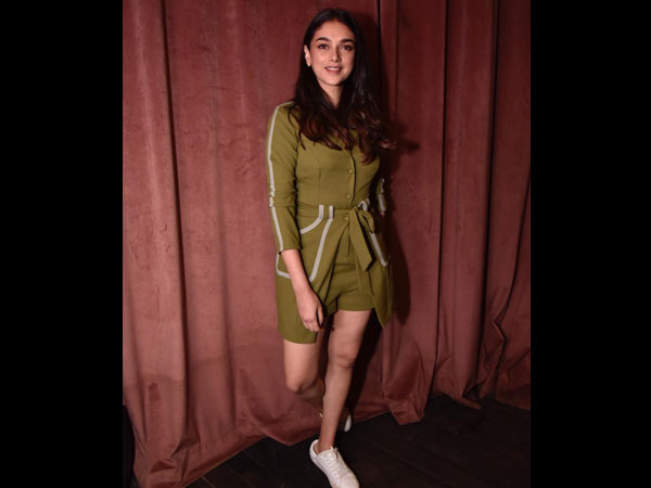 Aditi Rao Hydari Has A Party Wear Number For Ladies Who Love Pairing Sneakers With Dresses