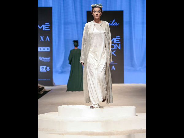 Anavila Misra Lakme Fashion Week