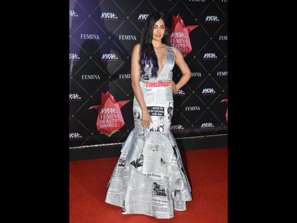 Adah Sharma Fashion