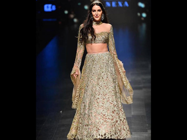 Isabelle Kaif Lakme Fashion Week