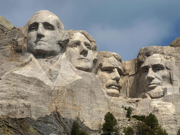 Millionaire Wishes To Buy A Mountain To Create His Own Mount Rushmore!