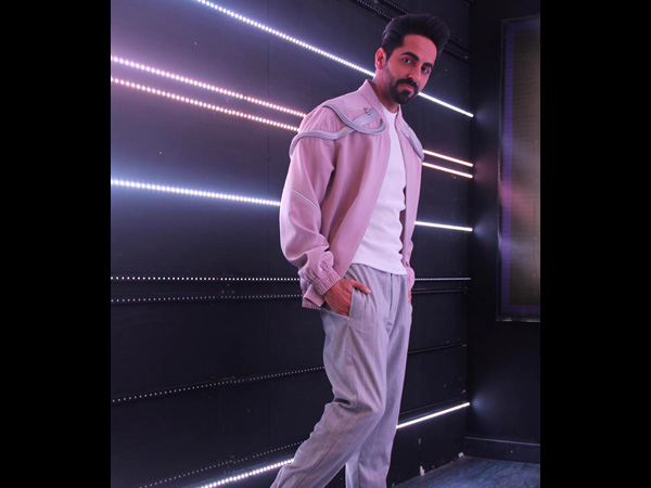 Ayushmann Khurrana Fashion