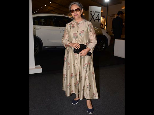 Sharmila Tagore News