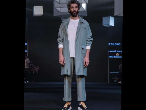 Jim Sarbh Fashion