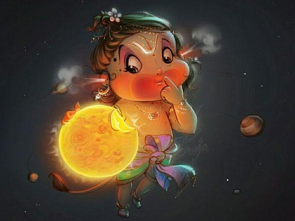 How Lord Hanuman Became So Powerful? - Boldsky com