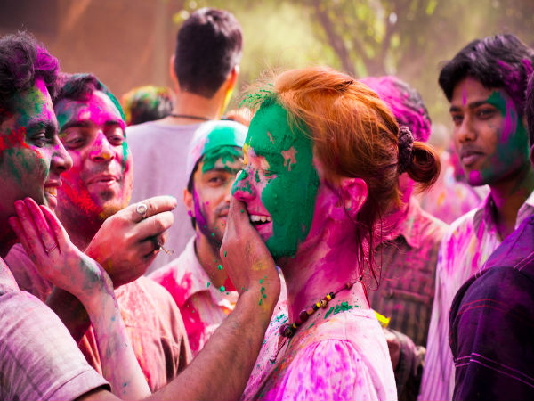The Spiritual Meaning Of Holi