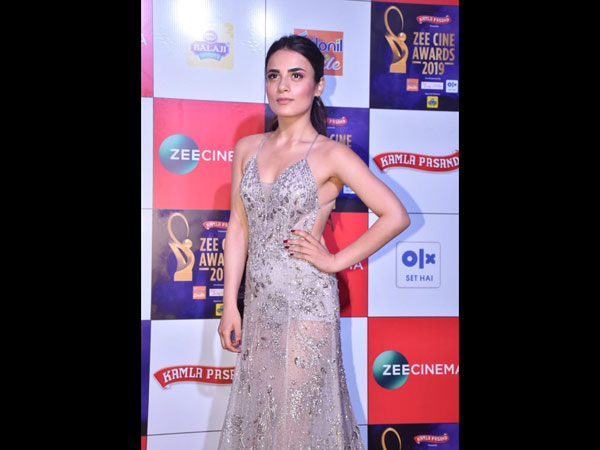 Wow! Radhika Madan Spreads Some Icy Charm At The Zee Cine Awards
