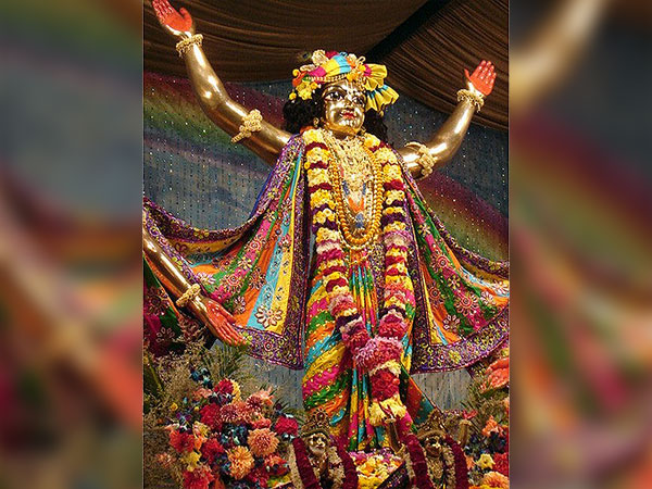The Life Story Of Chaitanya Mahaprabhu