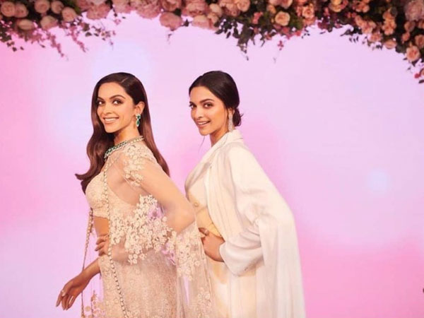 Deepika Padukone Wows In This Poetic Ivory Outfit As She Unveils Her Wax Statue