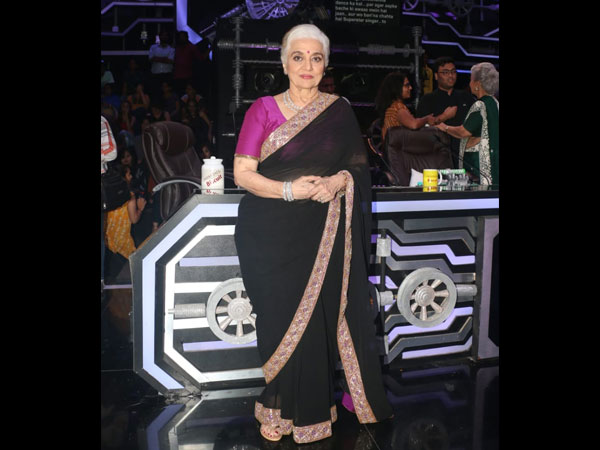 Asha Parekh Super Dancer 3