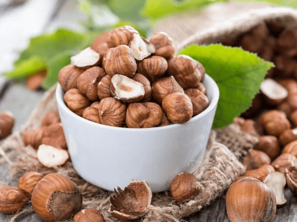 hazelnut health benefits