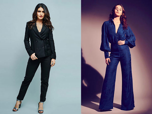 Wow! Fatima Sana Shaikh & Alia Bhatt Were The Divas Who Wore Pants At An Award Event