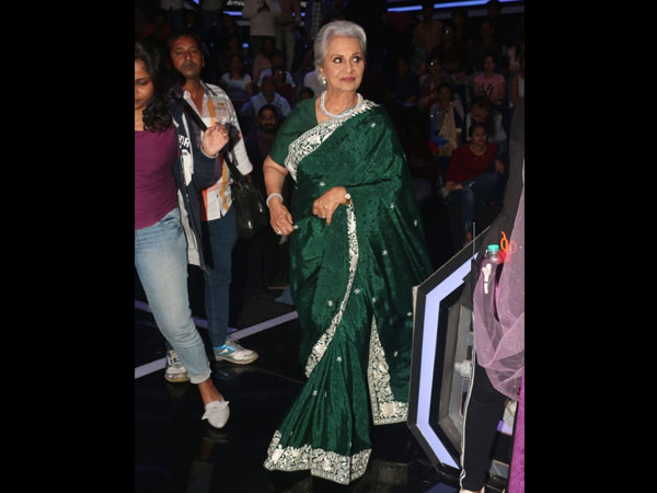Waheeda Rehman Super Dancer 3